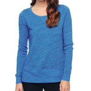 Splendid Space-Dye Pullover - Medium